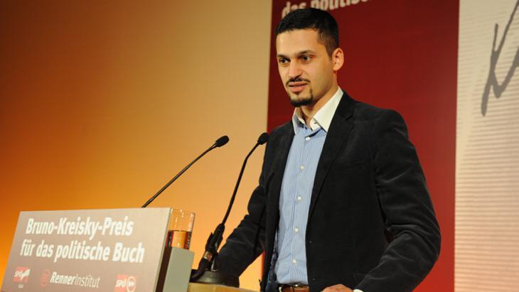 Austrian political scientist Farid Hafez (photo: cc-by/Fatih Ozturk)