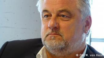 Braunschweig′s head of CID Ulf Kuch