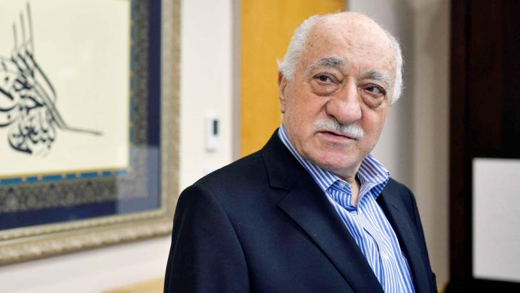 Fethullah Gulen at home in Saylorsburg, Pennsylvania on 29 July 2016 (photo: Reuters/C. Mostoller)