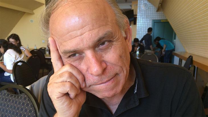 Dr. Fawzy El-Shamy, founder of the AYPO (photo: DW/Gero Schliess)