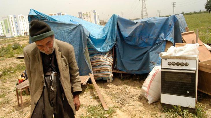 Poverty on the outskirts of Algiers (photo: Bouadam Ratiba)