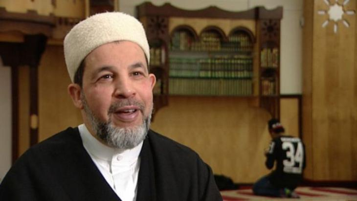 Imam Mohamed Tahi Sabri (photo: Radio Berlin-Brandenburg)