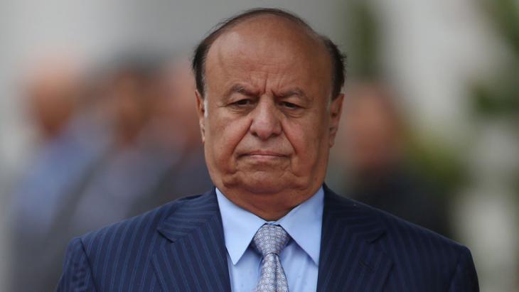 Yemen′s president, Abd Rabbu Mansour Hadi (photo: Getty Images/S. Gallup)