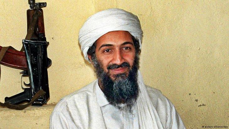 Deceased al-Qaida leader Osama bin Laden