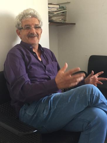 Mohamad al-Beiruti (photo: Inge Gunther)