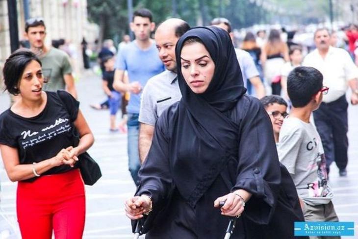 Arab tourist in Baku (photo: azvision.az)
