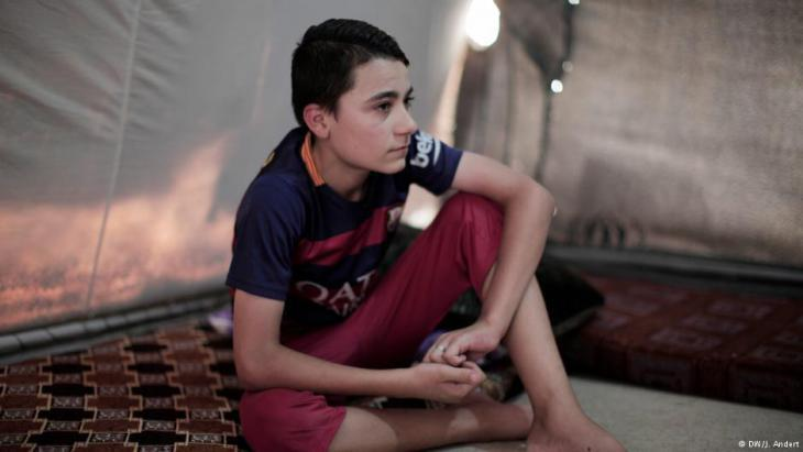 Adel Jalal (photo: DW)