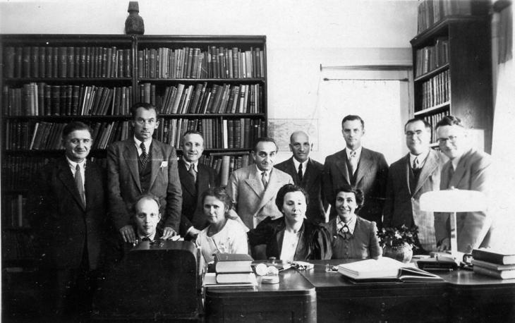 German Jewish academics forced to emigrate to Turkey in the 1930s (source: mindjazz pictures)