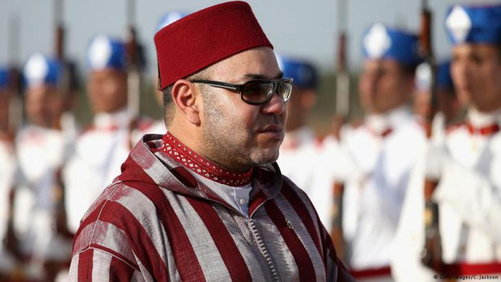 Morocco′s King Mohammed VI (photo: Getty Images/C. Jackson)