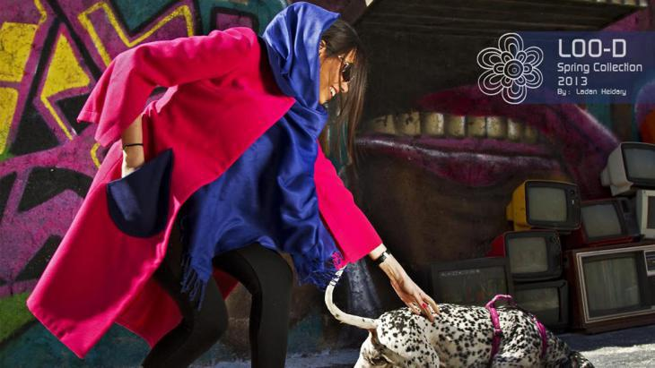 Women′s fashion In Iran by Loo-D Design (source: Loo-D Design)