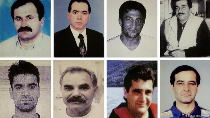 Victims of the NSU murder series