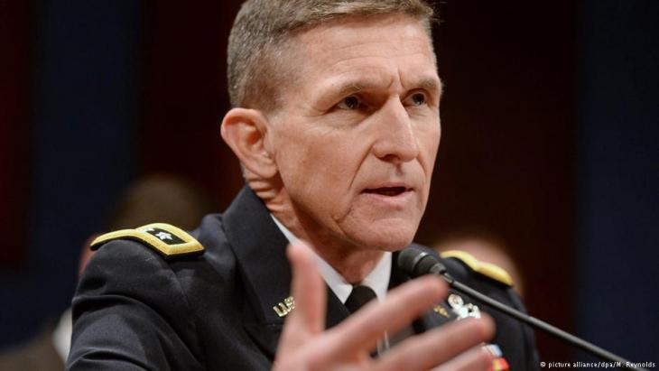 Michael Flynn, designated national security advisor to the Trump administration (photo: picture-alliance/dpa)
