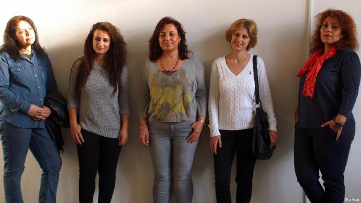 Female Arab authors who have sought refuge in Germany
