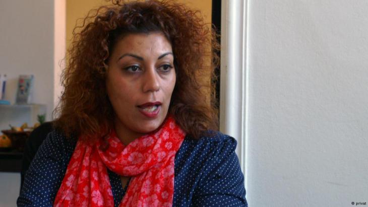 Syrian author Rasha Habbal