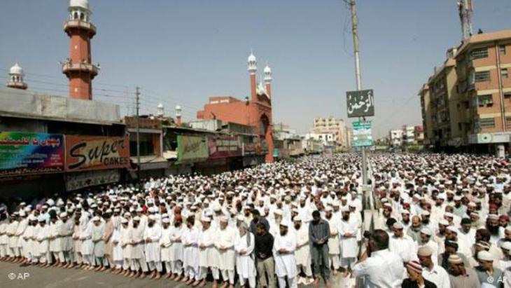 Sunni Muslims in Pakistan