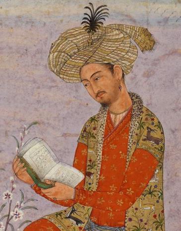 Babur (1483-1530) (source: Wikipedia)