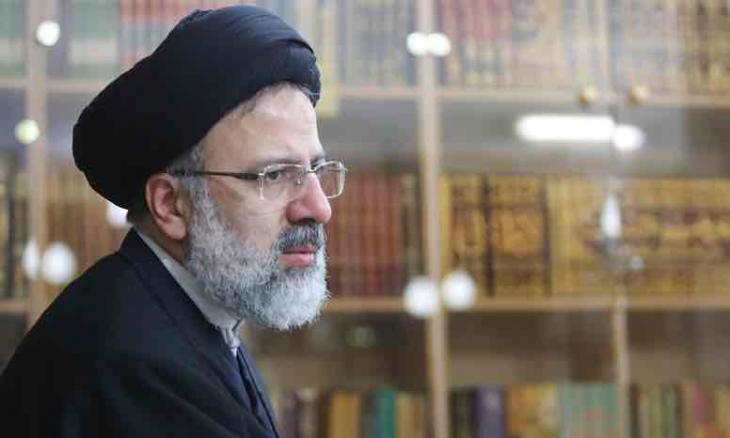 Iranian cleric Ebrahim Raisi (source: raisi.org)