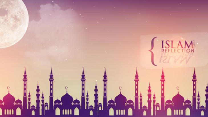 Islam reflection (source: tumblr.com)