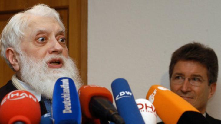 Imam Seyed Mehdi Razvi (photo: dpa/picture-alliance)