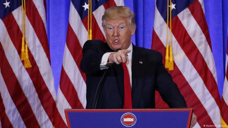 US President Donald Trump (photo: Reuters)