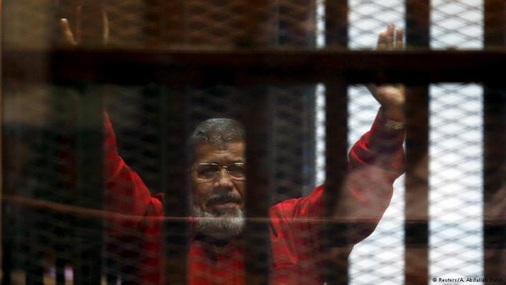 Former Egyptian president, Mohammed Morsi (photo: Reuters)