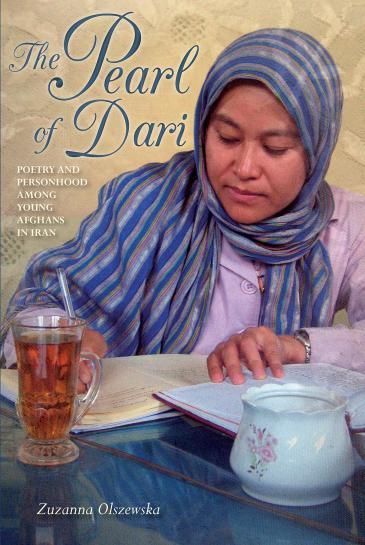 Cover of ″The Pearl of Dari″ (photo: iupress.indiana.eu)