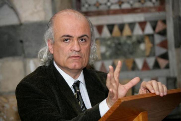 Academic and writer Professor Nasser Rabbat (photo: private)
