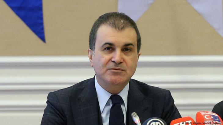Turkish European minister Omer Celik (photo: picture-alliance)