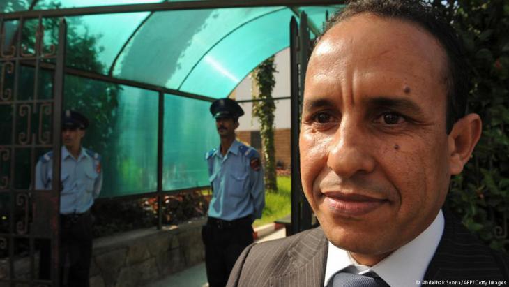 Moroccan journalist Ali Anouzla (photo: AFP/Getty Images)