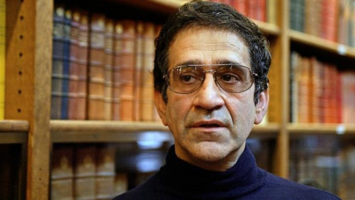 French-Iranian sociologist Farhad Khosrokhavar (photo: AFP/Getty Images)