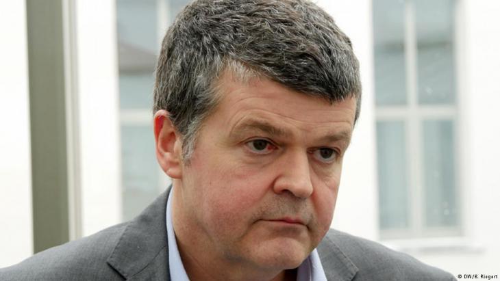 Bart Somers, mayor of Mechelen (photo: DW)