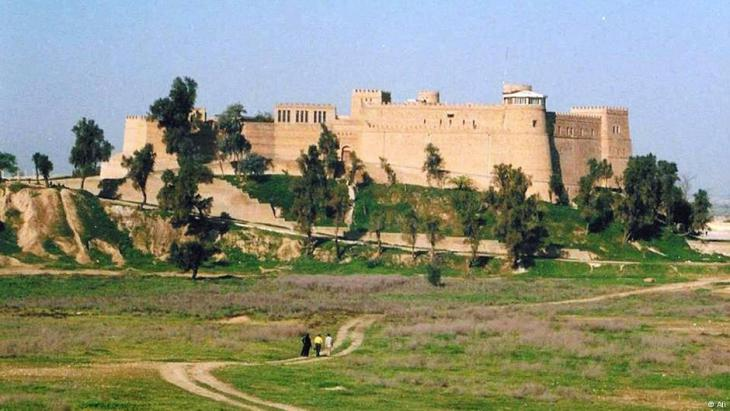 Sush castle in Khuzestan, Iran (photo: Ali)