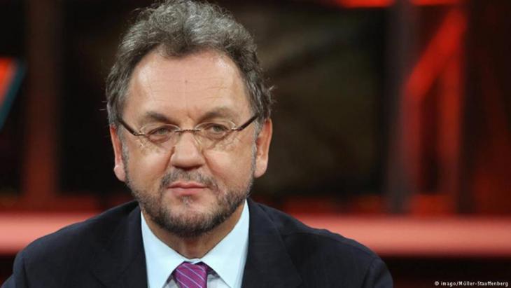 Heribert Prantl is journalist and head of the Suddeutsche′s home affairs desk