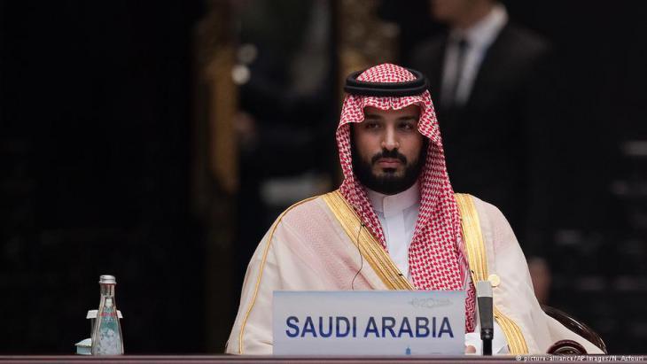 Mohamed bin Salman (photo: picture-alliance/AP)