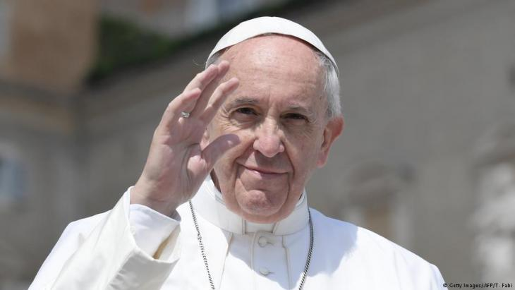 Pope Francis (photo: AFP/Getty Images)