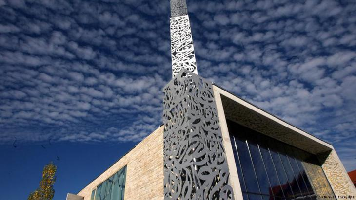 The mosque in Penzberg (photo: dpa/picture-alliance)