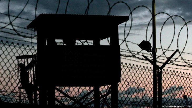 Guantanamo detention camp on Cuba (photo: picture-alliance/dpa)