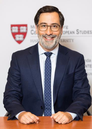Alexander Görlach (photo: David Elmes/Harvard University)