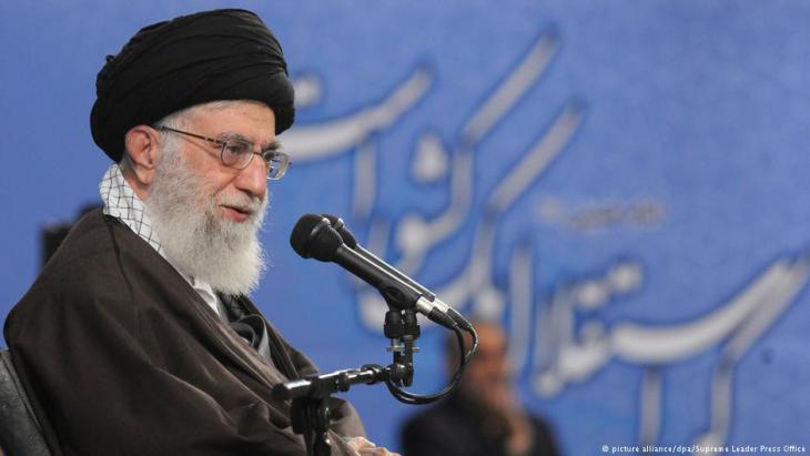 Supreme Leader Ali Khamenei (photo: dpa/picture-alliance)