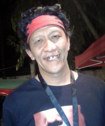 Bambang Witjaksono, curator of this year′s ArtJog (photo: Zora Rahman)