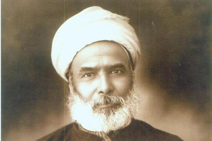Egyptian Islamic jurist and religious reformer Muhammad Abduh, 1849-1905 (photo: Wikipedia)