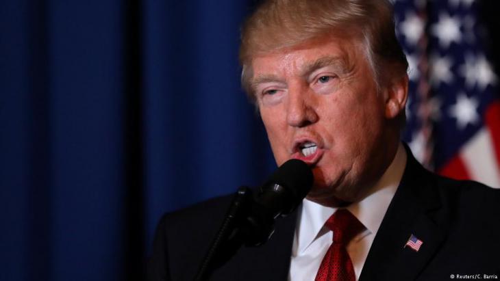 U.S. President Donald Trump (photo: Reuters)
