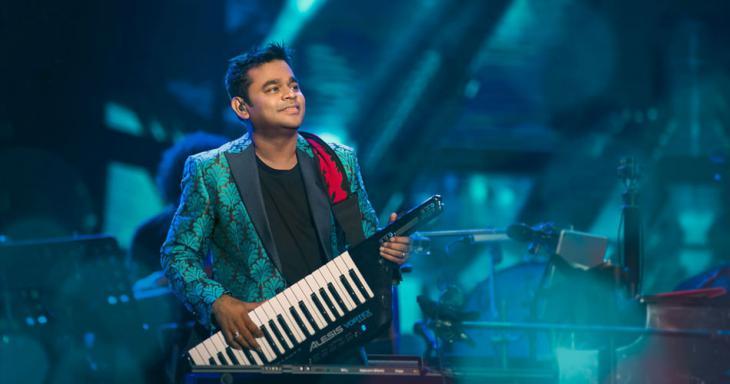 Oscar and Grammy-winning Indian musician A.R. Rahman (source: arrahman.com)