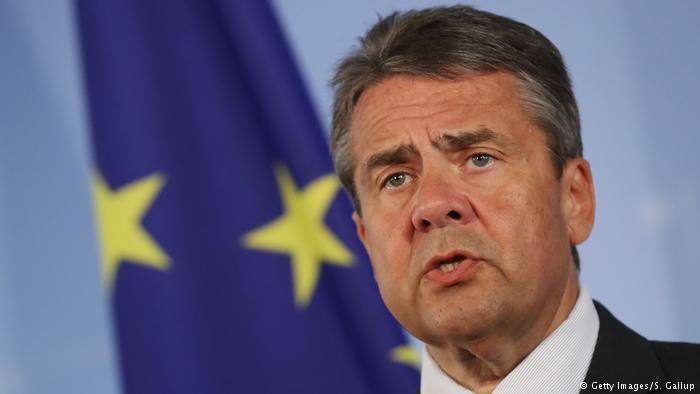German Foregn Minister Sigmar Gabriel (photo: Getty Images/S. Gallup)