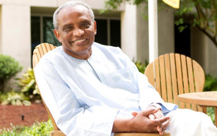 Abdullahi Ahmed An-Na'im (photo: John Disney)