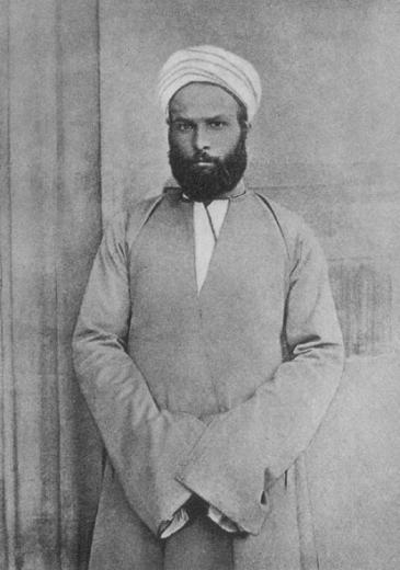 Muhammad Abduh (source: Wikipedia)