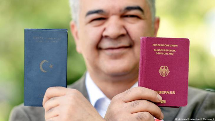 Chairman of the Turkish community in Germany, Gokay Sofuoglu (photo: dpa/picture-alliance)