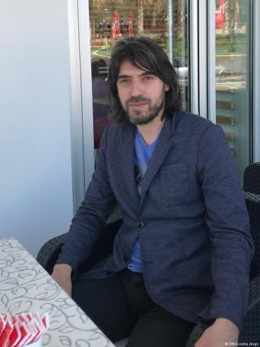 Ilir Hoxholli (photo: DW)
