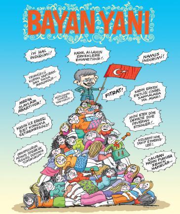 Issue of Bayan Yani (source: Bayan Yani)