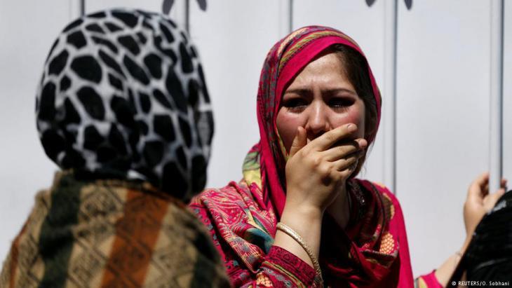 Afghan women in Kabul (photo: Reuters)
